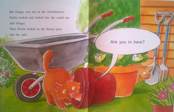 培生儿童英语分级阅读level